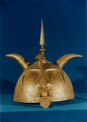 Persian helmet, 18th c.